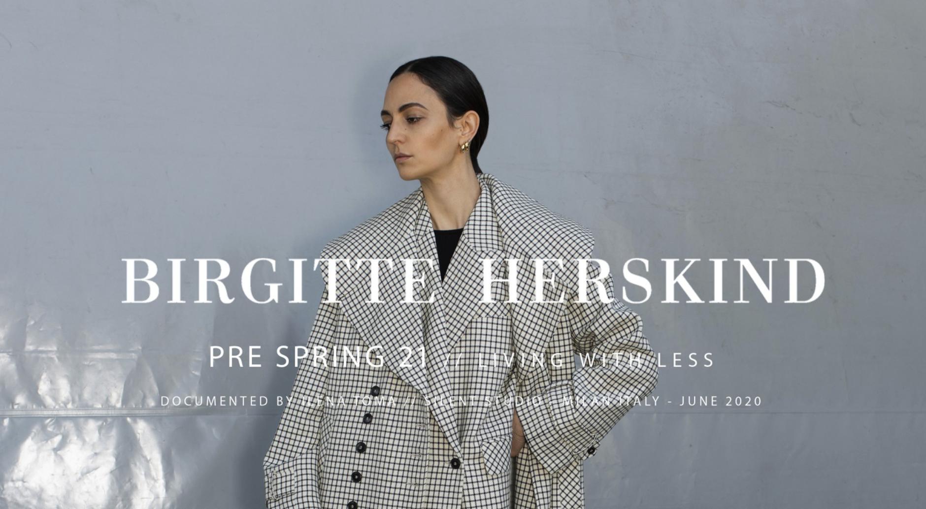 Birgitte Herskind use traede virtual showroom