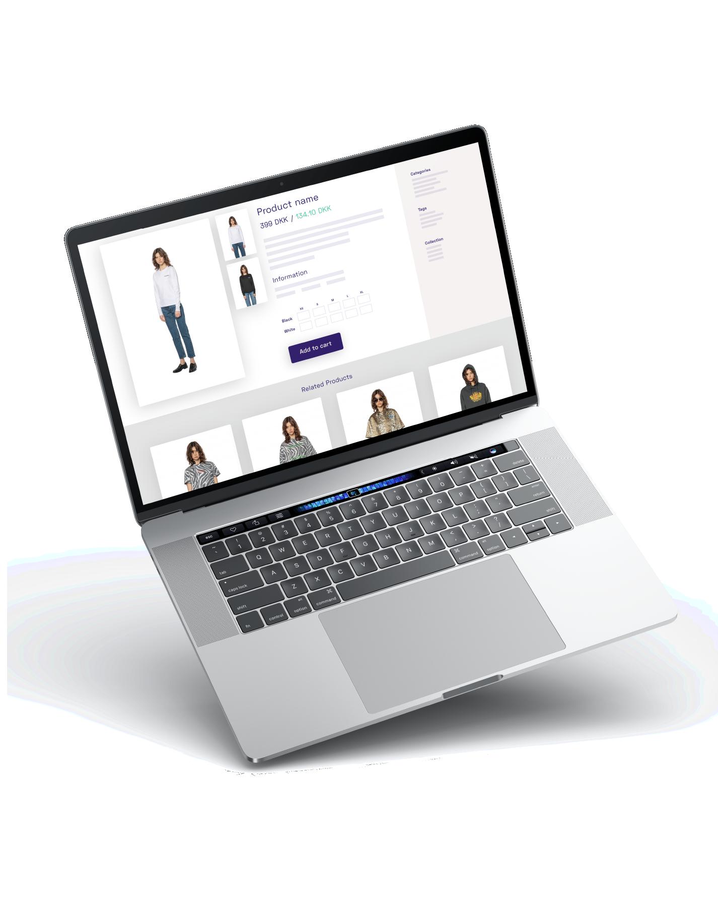 What is a B2B fashion platform?